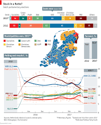Map Election by Dutch Election Results