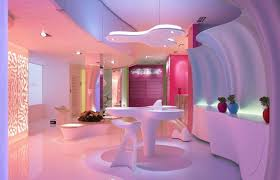 Bedroom  Beautiful Pink White Wood Cool Design Kids Room Ideas - Cool bedroom ideas for teen girls