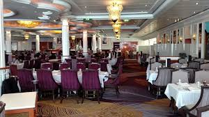 ncl dawn venetian dining room after 2016 drydock youtube