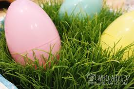 easter basket grass grow your own easter basket grass who arted