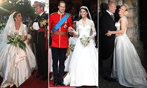 of the gowns princess brides the most beautiful royal wedding gowns hello