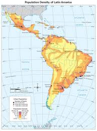 Latin America Physical Features Map Want To Do Business In Latin America Map South America Americas