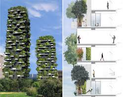 Designing Buildings Bosco Verticale In Milan Will Be The World U0027s First Vertical Forest