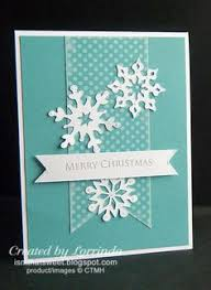 snowflake cards happy holidays