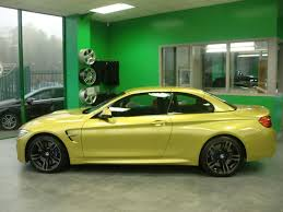 green bmw m4 used bmw m4 m4 2dr dct for sale in catterick garrison north