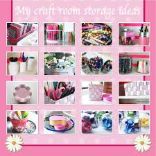 Home Storage Ideas by My Craft Room Storage Ideas