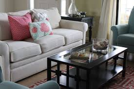 easy ways to create an organized living room loreck homes