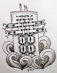 zentangle pattern trio 54 best zentangle art tangles x images on pinterest zentangle