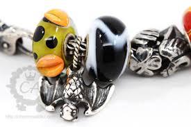 chamilia halloween beads trollbeads halloween 2015 bracelet inspiration charms addict