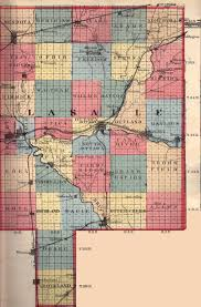 County Map Illinois by La Salle County Illinois Maps And Gazetteers