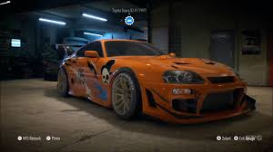 custom supra wallpaper need for speed 2015 toyota supra sz r 1997 customize car