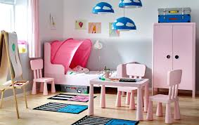ikea kids bedroom a room with a white loft bed combination that