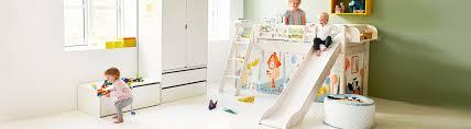 flexa bed slides fun and safe slides for loft beds for kids flexa