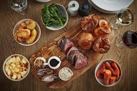 Alternative Sunday Dinner Ideas London U0027s Best Sunday Roasts