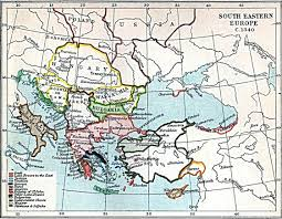Map Eastern Europe South Eastern Europe Map 1340 A D Full Size