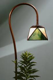 Stained Glass Light Fixtures Stained Glass Landscape Lighting Fixtures Patio Garden Deck Home