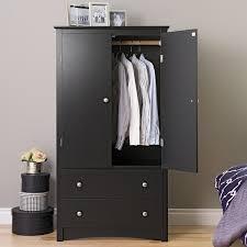 bedroom bedroom armoires home u0026 kitchen with brown wooden floor