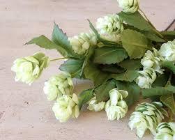 hops silk flowers hops artificial plant artificial