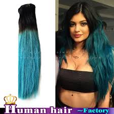 teal hair extensions rosa ombre hair extensions three tone black teal cabelo