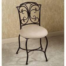 bathrooms design vanity chair for bathroom upholstered vanity