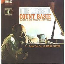Count Basie Big Band Charts Benny Jazz Big Band Arrangements