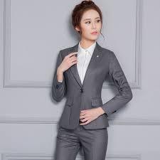 online get cheap work wear elegant pant suit aliexpress com