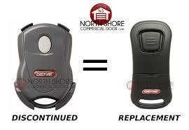 Overhead Door Codedodger Programming Genie Gict390 1 Garage Door Opener Intellicode Remote 36484s