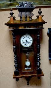 buy vintage wall clock leroy de paris the king of paris on