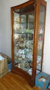 Display Cabinets Edmonton Solid Oak China Cabinet Hutches Display Cabinets Edmonton