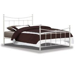 Metal Bed Frame Double Awesome Double Bed Frame For Shared Room Design Theydesign Net