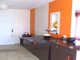cuisine et salon meuble separation avec salon separation cuisine salon