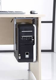 ordinateur pc bureau support pour central d ordinateur pc mobilier de bureau bordeaux
