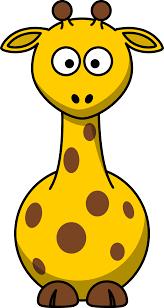 halloween clip art png clipart cartoon giraffe