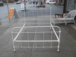 fresh vintage metal bed frame canada 5417