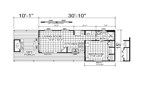 Park Model Home Floor Plans by Athens Park Model 516 1 Bedroom 1 Bath Home For Sale