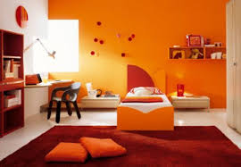 Home Decor Furniture The Vibrant And Energetic Orange Home Decor Custom Home Design