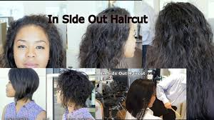 mogi hair inside out haircut how to control thick curly hair