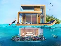 floating seahorse is dubai u0027s ocean home business insider