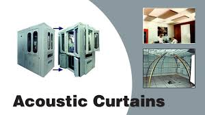 acoustic curtain manufacturers suppliers and industry