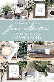 inspired decor how to add austen inspired decor to your home s