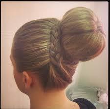 howtododoughnut plait in hair 78 best hair 2 images on pinterest hair styles donut bun and