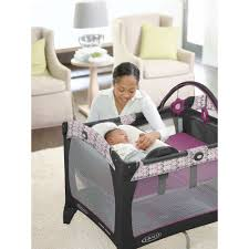 Playpen With Changing Table And Bassinet Graco Pack U0027n Play Playard W Reversible Napper U0026 Changer Nyssa