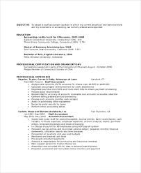 resume template for accounting students organization sfsu class sle objective 40 exles in pdf word