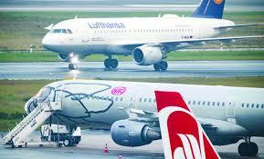 bid air eu has competition concerns lufthansa air berlin bid