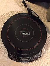 Nuwave Precision Portable Induction Cooktop Nuwave Electric Induction Surface Cooktops Ebay