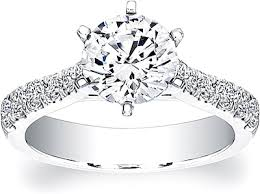 6 prong engagement ring coast 6 prong engagement ring lc5291