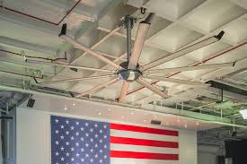 large ceiling fans for government facilities duty from big fans