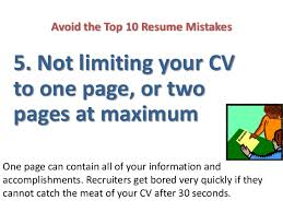 avoiding resume mistakes admission essay writing service rechtsanwalt dieter abel top 10