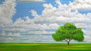 How To Draw Landscapes by Pastel Drawing Landscape How To Draw A Pastel Landscape Over
