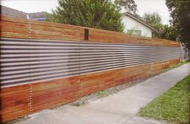 exterior fascinating cool fence design with big brick fence